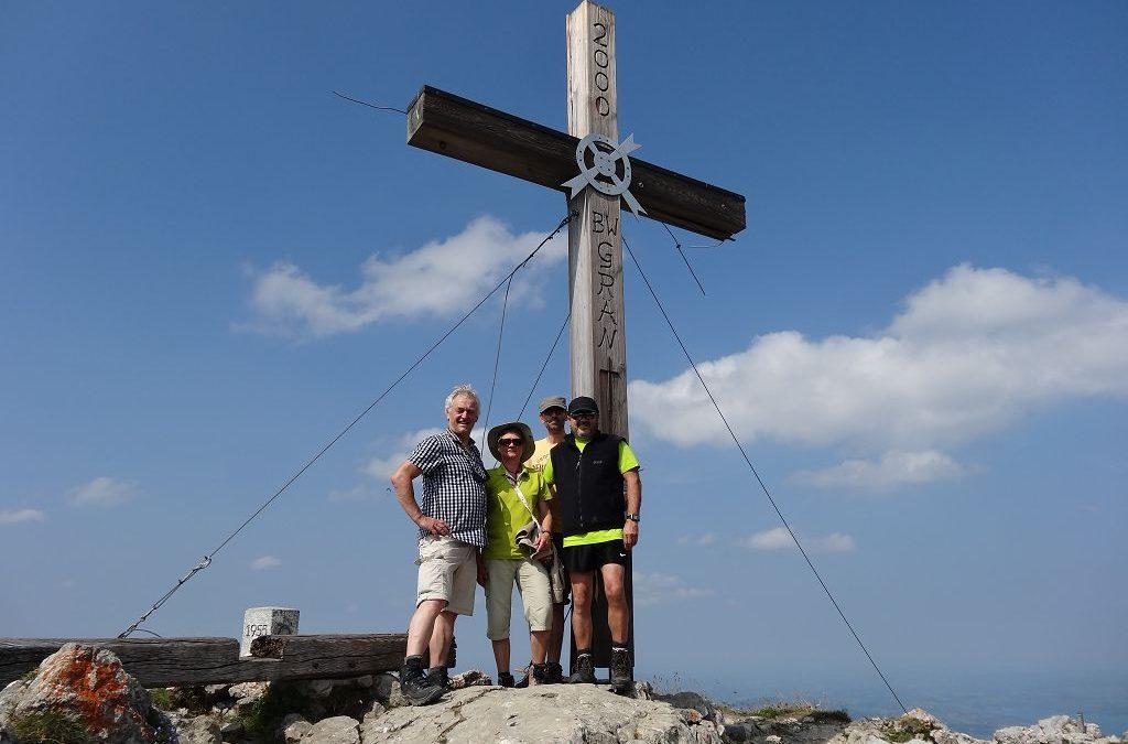 Bergtour im Tannheimer Tal