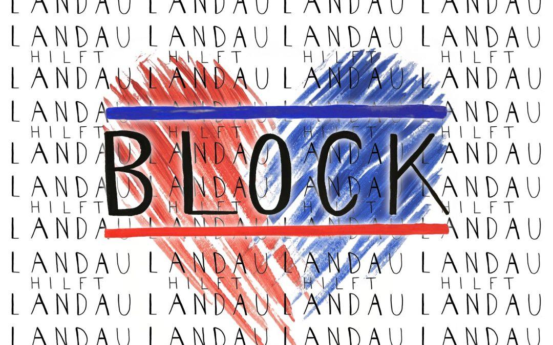 Der Landau hilft Landau – Block