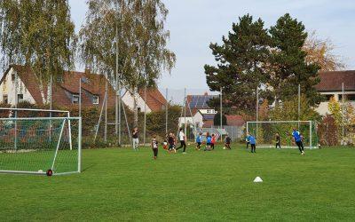 Trainingscamp F Jugend: Super viel Spaß und Action