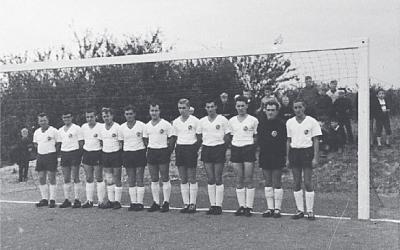 Vor 60 Jahren: Gründung des Sportvereins Landau-West