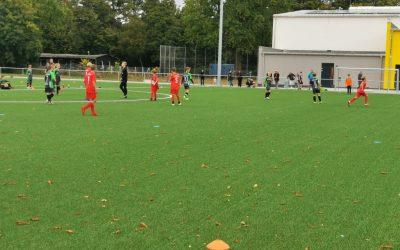 Spiel der E-Jugend gegen Mörlheim